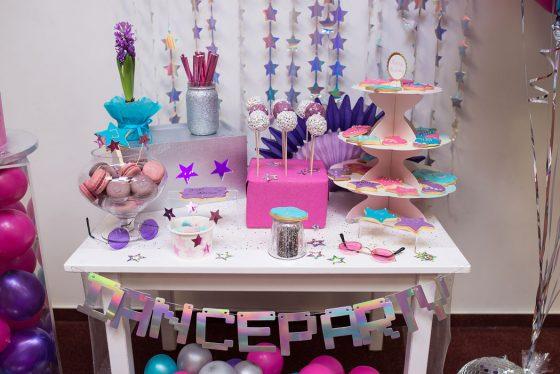 kaip papuošti paauglės gimtadienį