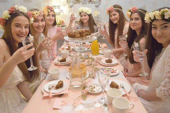 kur švęsti 14, 15, 16, 17, 18 mergaitės gimtadienį kaunas