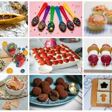 vaikai gamina mamos dienai 17 nesudėtingų šventinių receptų gimtadienio mugės