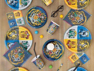 hario poterio gimtadienis dekoracijos