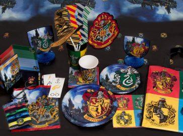 hario poterio tema gimtadieniui arba helovino vakarui