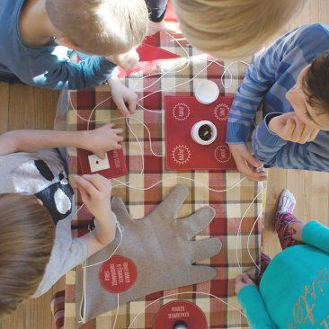 vaiko gimtadienis namuose ką žaisti