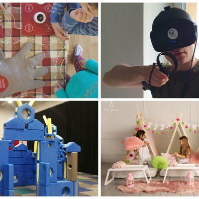 vaiko gimtadienis namuose kokias pramogas rinktis