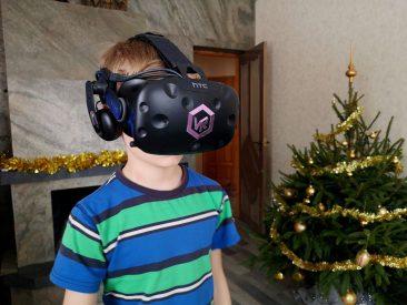 virtuali realybė įranga nuoma