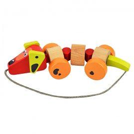 ekologiški mediniai žaislai kūdikiui