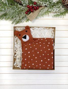 kalėdinė dovanėlė kūdikiui internetu
