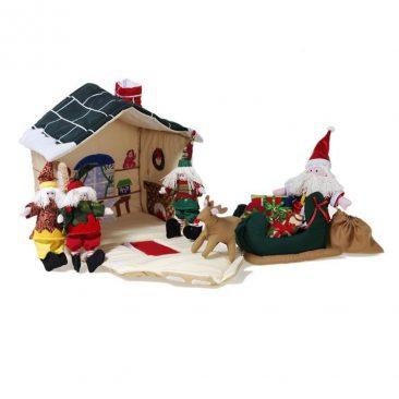 kalėdinės dekoracijos vaikams