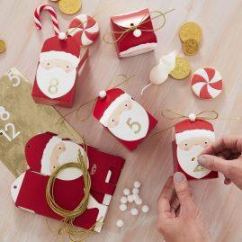 stilingos kalėdinės dekoracijos