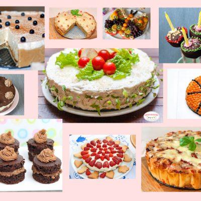 gimtadienis vien iš tortų